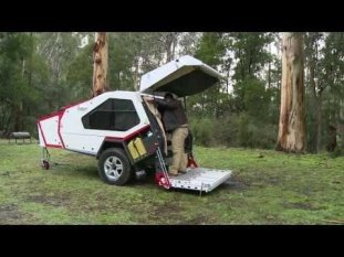 Best Tvan Camper Hybrid Trailer Gallery Ideas24