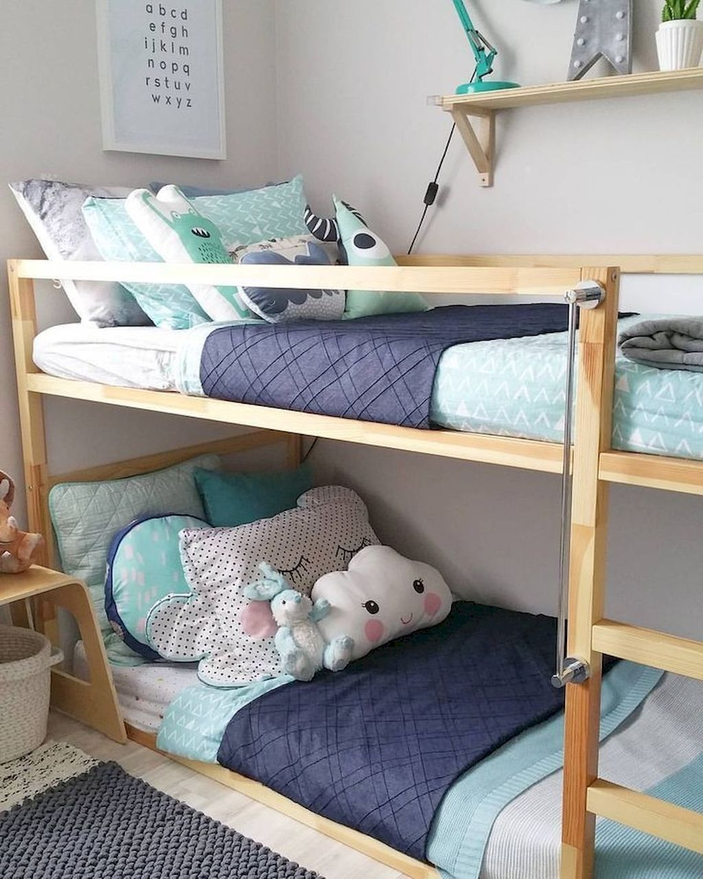Cute Kids Bedroom Design Ideas To Try Now46