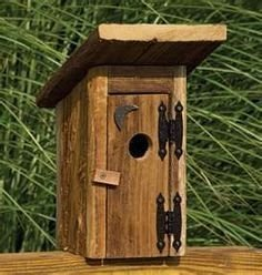 Elegant Bird House Ideas For Your Backyard Space18