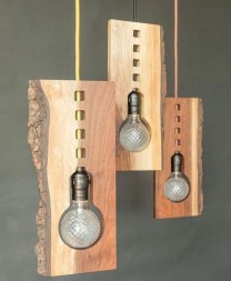 Enchanting Diy Wooden Lamp Designs Ideas To Spice Up Your Living Space19