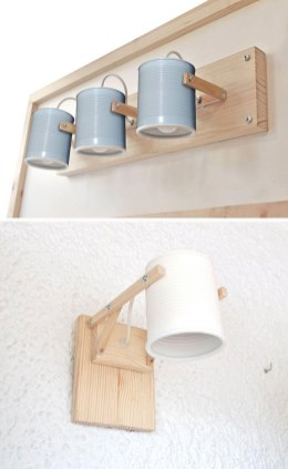 Enchanting Diy Wooden Lamp Designs Ideas To Spice Up Your Living Space27