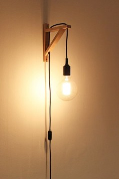 Enchanting Diy Wooden Lamp Designs Ideas To Spice Up Your Living Space34