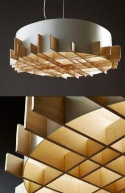 Enchanting Diy Wooden Lamp Designs Ideas To Spice Up Your Living Space41