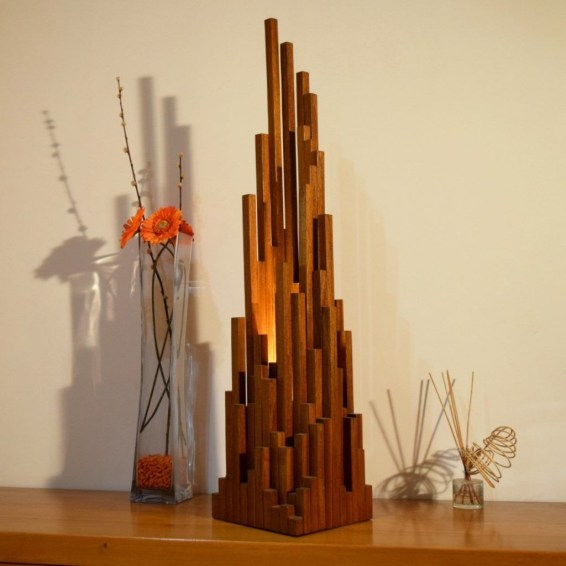 Enchanting Diy Wooden Lamp Designs Ideas To Spice Up Your Living Space45