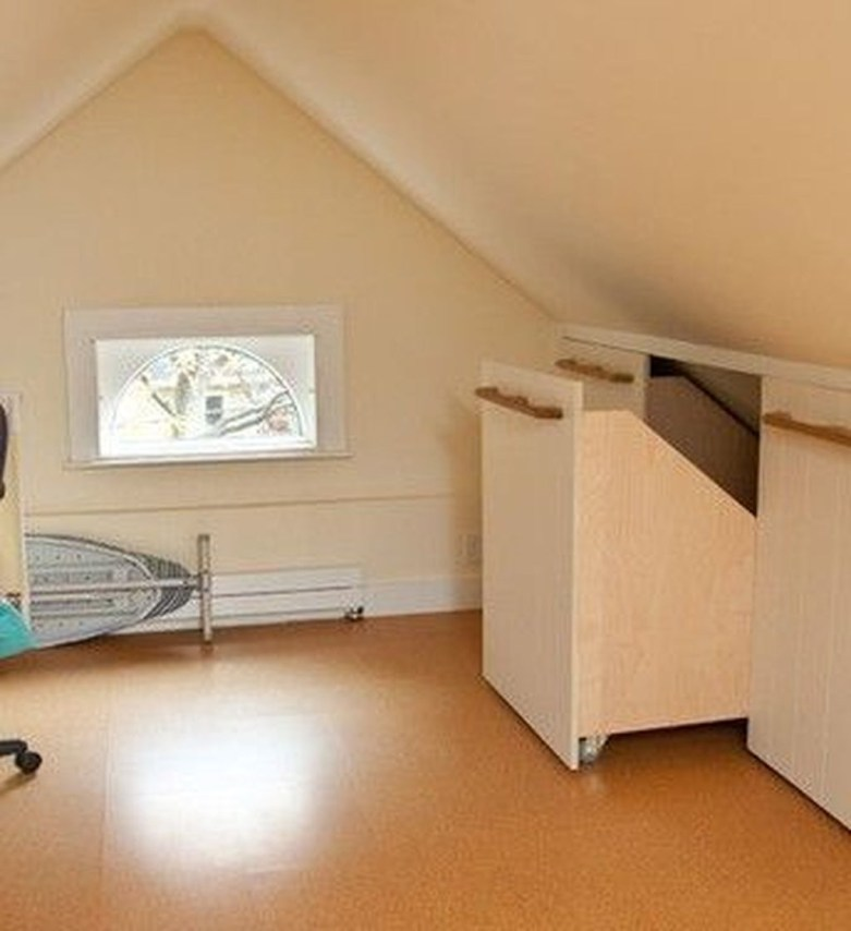 Fabulous Attic Design Ideas To Try This Year12