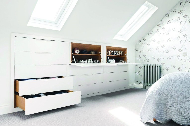 Fabulous Attic Design Ideas To Try This Year41