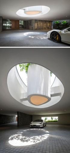 Gorgeous Natural Home Light Architecture Design Ideas12