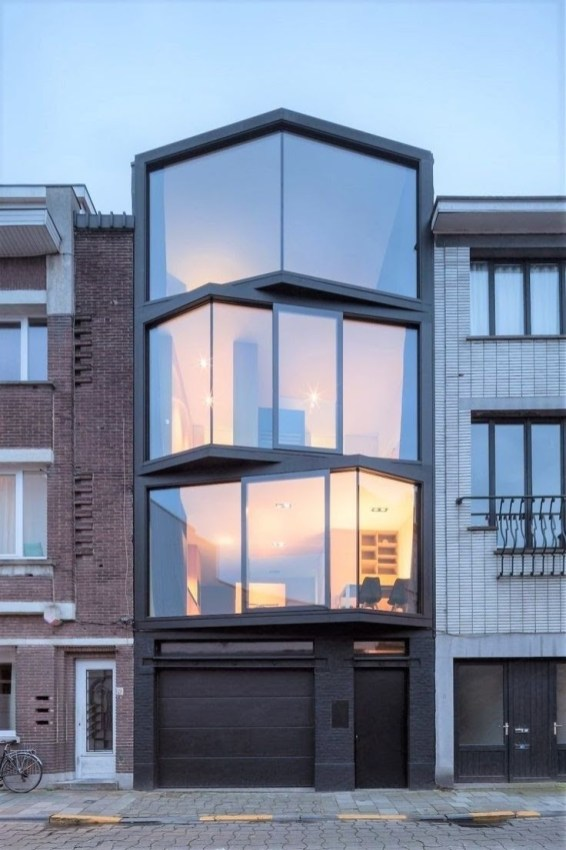 Gorgeous Natural Home Light Architecture Design Ideas36