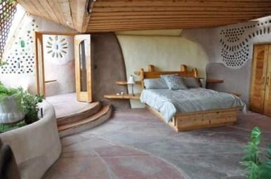 Gorgeous Natural Home Light Architecture Design Ideas38