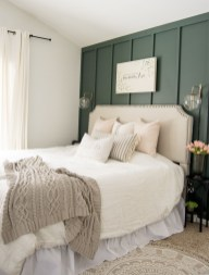 Magnificient Farmhouse Bedroom Decor Ideas To Try Now12