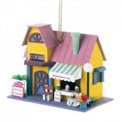 Magnificient Stand Bird House Ideas For Garden13