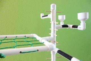 Magnificient Stand Bird House Ideas For Garden15