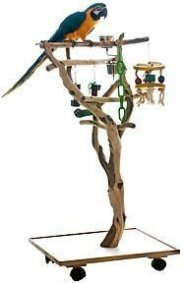 Magnificient Stand Bird House Ideas For Garden23
