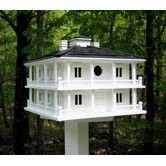 Magnificient Stand Bird House Ideas For Garden24