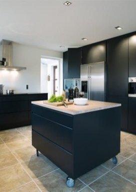 Modern Kitchen Island Designs Ideas That Will Impress You20