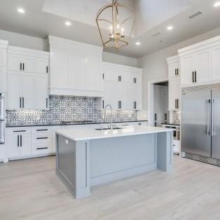 Modern Kitchen Island Designs Ideas That Will Impress You24