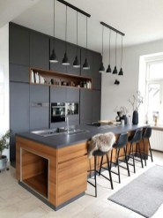 Modern Kitchen Island Designs Ideas That Will Impress You29