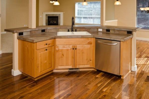Modern Kitchen Island Designs Ideas That Will Impress You33