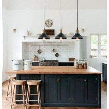 Modern Kitchen Island Designs Ideas That Will Impress You39