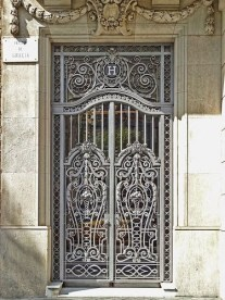 Popular Door Ornament Design Ideas For You21