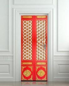 Popular Door Ornament Design Ideas For You22