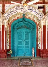 Popular Door Ornament Design Ideas For You28