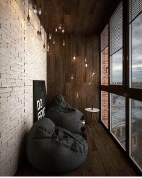 Popular Small Apartment Balcony Decor Ideas For You13