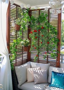 Popular Small Apartment Balcony Decor Ideas For You19