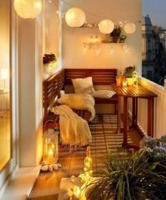 Popular Small Apartment Balcony Decor Ideas For You22