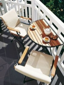 Popular Small Apartment Balcony Decor Ideas For You29