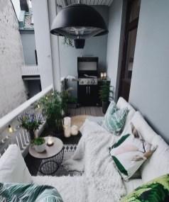 Popular Small Apartment Balcony Decor Ideas For You32