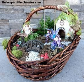 Pretty Fairy Garden Design Ideas To Try06