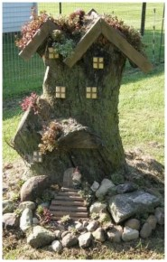 Pretty Fairy Garden Design Ideas To Try13