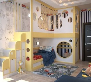 Relaxing Kids Room Designs Ideas That Strike With Warmth And Comfort12
