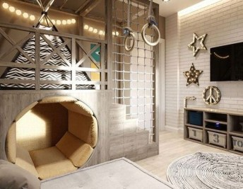 Relaxing Kids Room Designs Ideas That Strike With Warmth And Comfort28