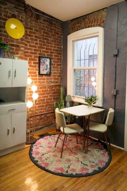 Splendid Studio Apartment Decorating Ideas That Looks Cool46