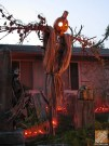 Stylish Outdoor Halloween Decorations Ideas That Everyone Will Be Admired Of40