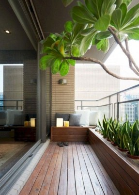 Superb Apartment Balcony Decorating Ideas To Try23