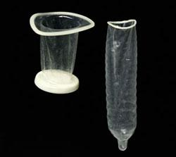 vyriški ir moteriški prezervatyvai
