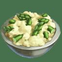 Jerusalem Artichoke and Asparagus