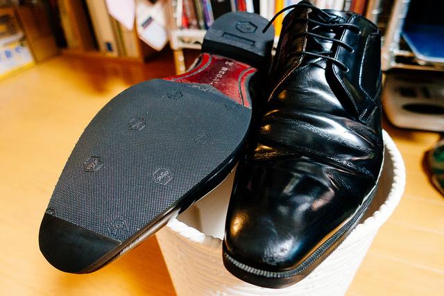 靴の修理屋
