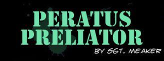 Peratus Preliator