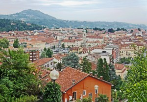 The town of Biella