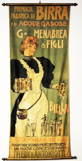 Menabrea banner ad late 19th century
