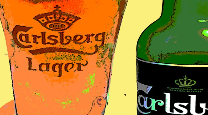 Carlsberg's new lager: the verdict is in and it's 'This is NOT the future of beer'