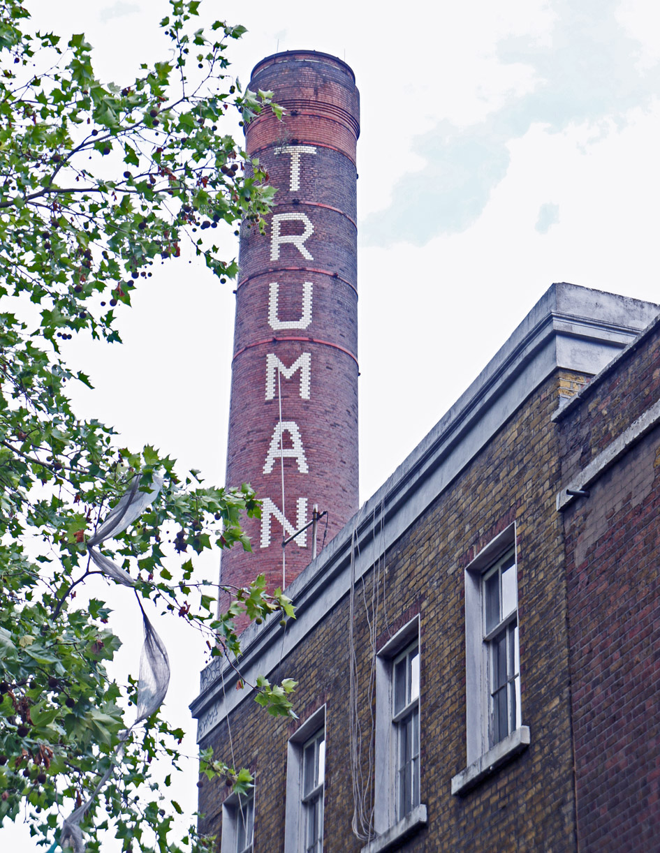 When Brick Lane Was Home To The Biggest Brewery In The