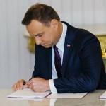 Prezydent RP podpisał m.in. ustawę o podatku rolnym