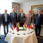 Posiedzenie Rady <br> Ministrów UE <br> w Brukseli