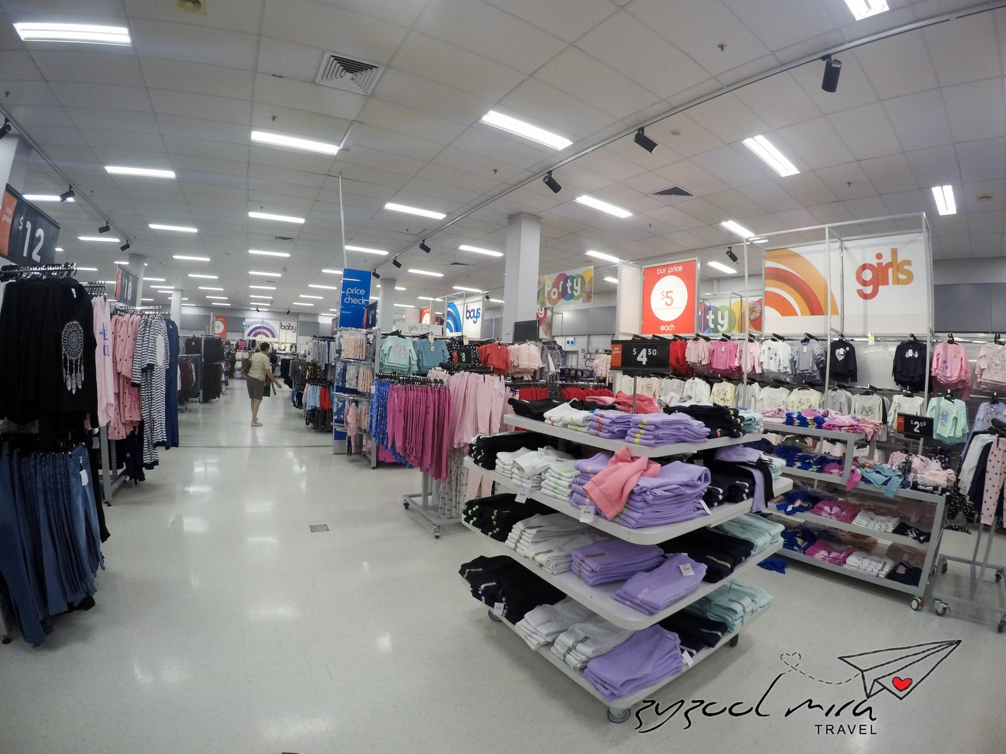 Shopping di Luar Negara