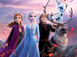 Tayangan Perdana Frozen 2